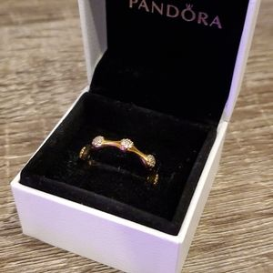 Pandora rose ring